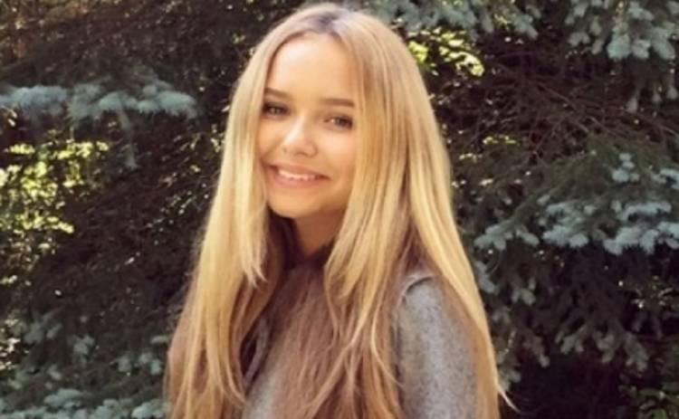 Дочь Маликова показала хорошую гибкость юного тела (ФОТО)
