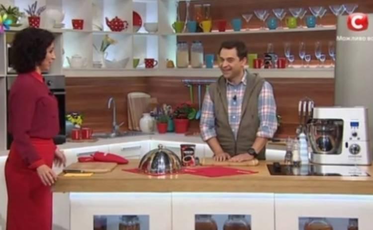 Все буде добре: грушевый салат от Сергея Калинина (ВИДЕО)