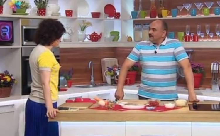 Все буде добре: окунь с вишнями от Игоря Мисевича (ВИДЕО)