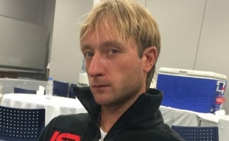 Евгений Плющенко занес Тимати в черный список