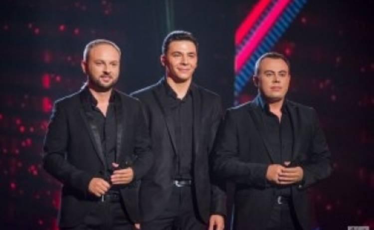 Х-фактор 5: трио Экстрим борется за Луганск песней (ВИДЕО)