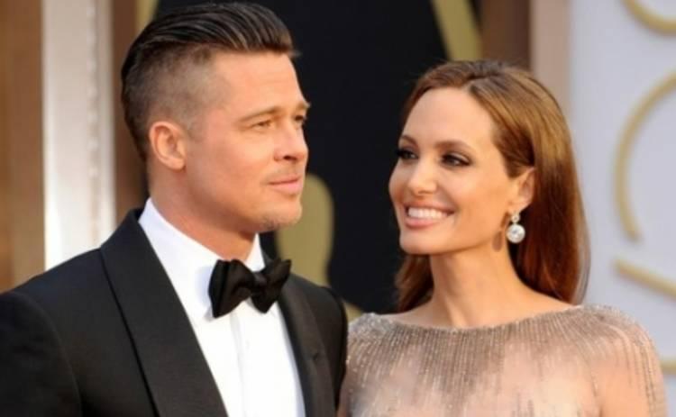 Анджелине Джоли нравится быть женой Брэда Питта