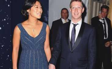 Создатель Facebook поздравил жену в своей соцсети