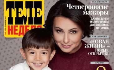 Наталья Мосейчук: у меня растет футболист