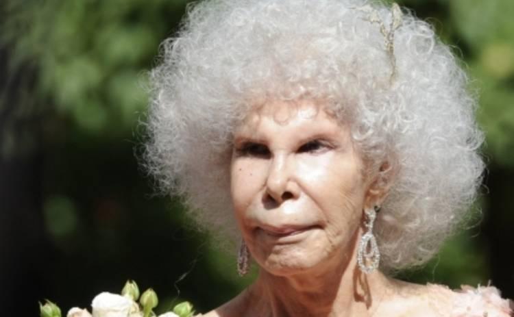 Герцогиня Альба умерла на 89-м году жизни