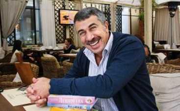 Евгения Комаровского пугают украинским правительством