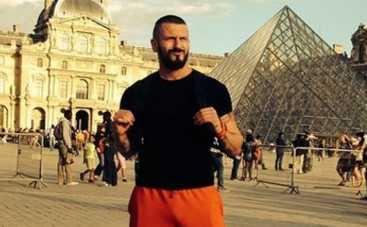 Супермодель по-украински: Ричард Горн развел Париж на хот-доги