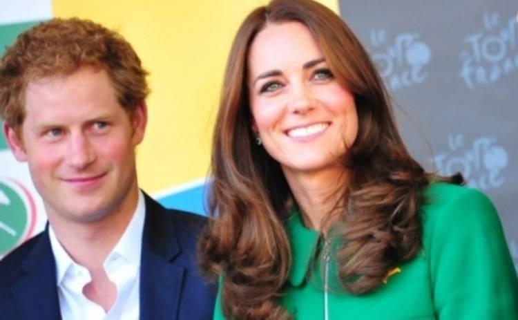 Кейт Миддлтон исполнит мечту принца Гарри на Рождество