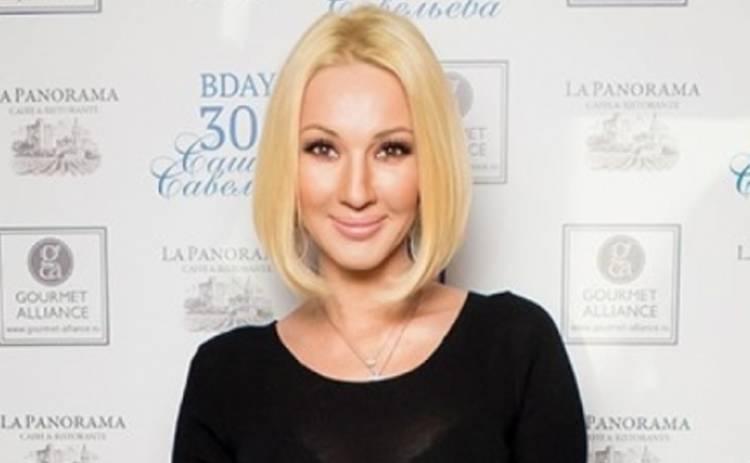 Лера Кудрявцева хотела быть похожей на Анджелину Джоли