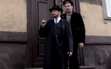 Господа-товарищи на Интере: премьера нового сериала с Александром Домогаровым (ВИДЕО)