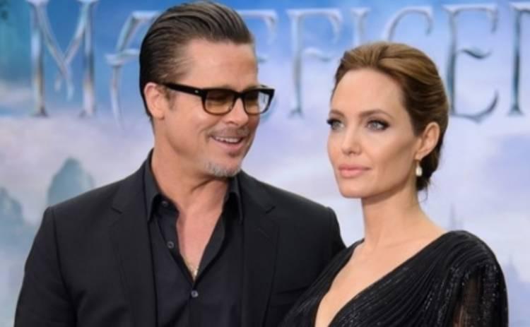 Анджелина Джоли и Брэд Питт: скандалы идеальной пары (ФОТО)
