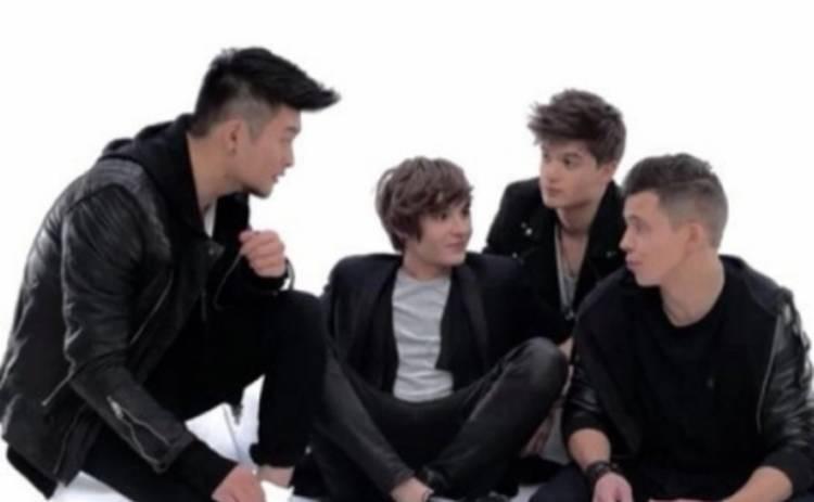 Хочу до Меладзе: M-band снимают дебютное видео