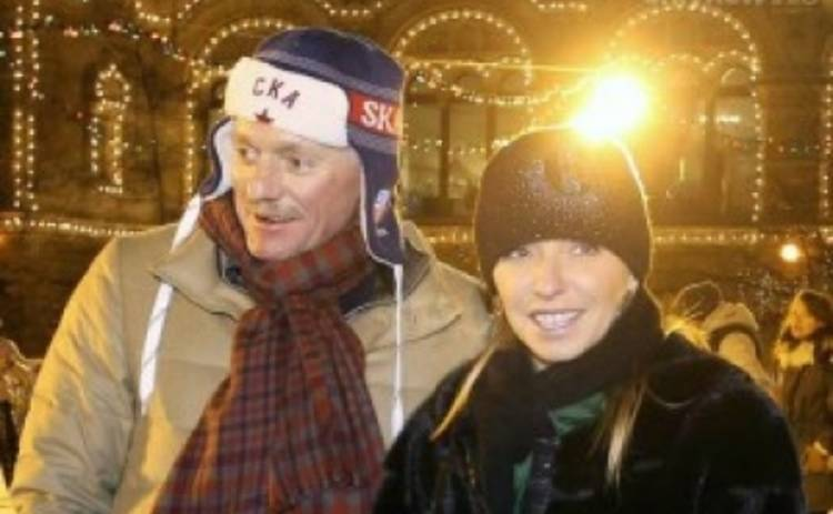 Татьяна Навка вышла в свет с отцом своего ребенка