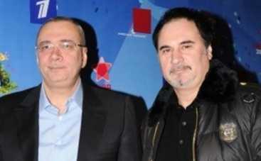 Валерий и Константин Меладзе поделились архивным снимком (ФОТО)
