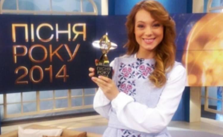 Песня года 2014: Светлана Тарабарова получила награду за любовь