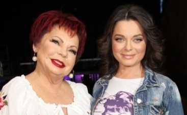 Наташа Королева свела маму с Микки Рурком (ФОТО)