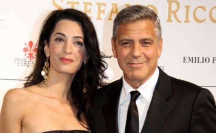 Джордж Клуни разочаровал жену в постели