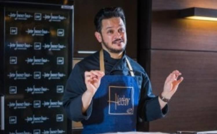 МастерШеф 4: рецепт рыбы в соусе от Эктора Хименеса-Браво