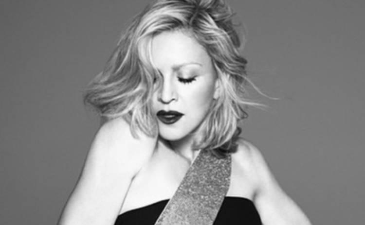 Мадонна стала воплощением Versace