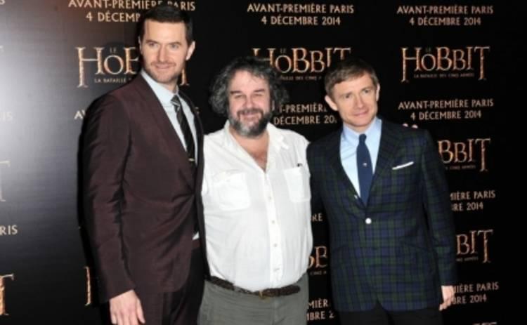 Хоббит: битва пяти воинств: премьера в Лондоне