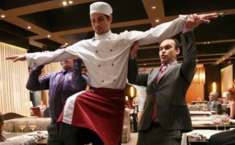 Кухня 4 сезон: 1-2 серия - смотреть онлайн (08.12.2014, ВИДЕО)