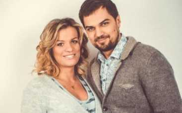 Холостяк: Жена Константина Евтушенко рассказала о родах