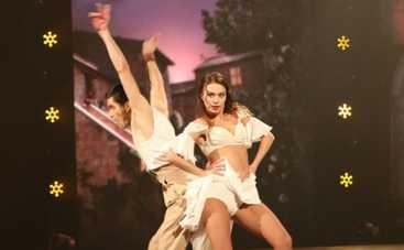 Танцюють всі 7: Катя укротила строптивого Виталика в ритме самбы