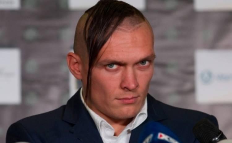 Бой Усик 2014: взвешивания показало, что Александр Усик тяжелее Вентера