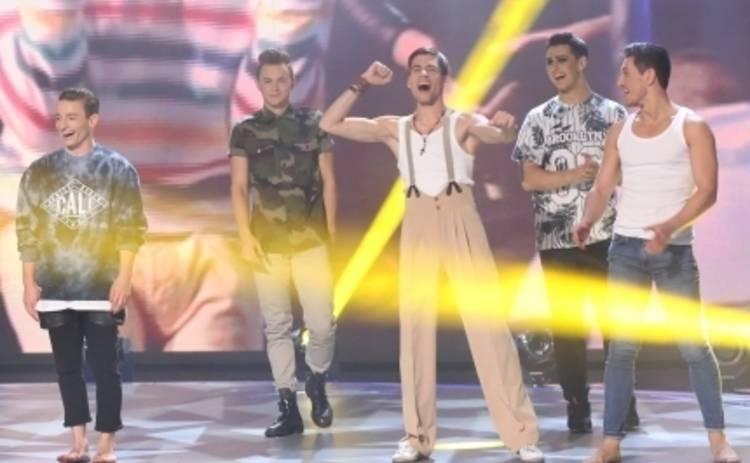 Танцюють всі 7: кто покинул шоу 12.12.2014 (ВИДЕО)