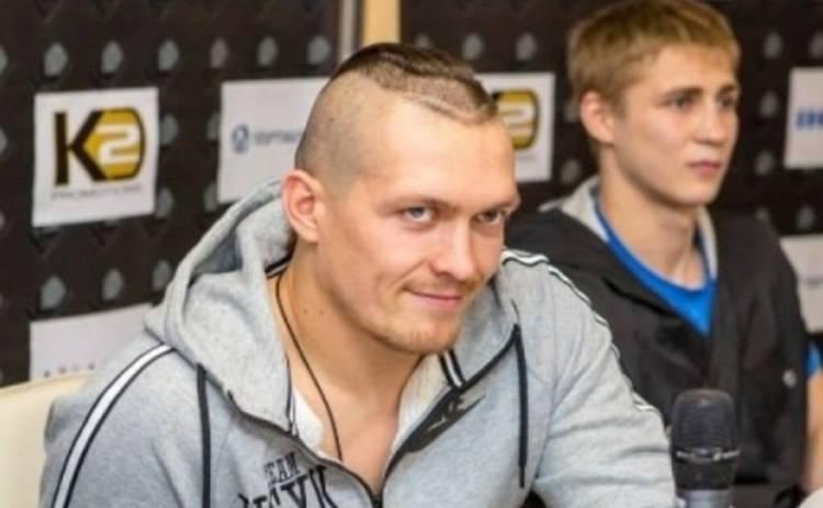 Бой Усик 2014: Александр Усик прокомментировал свою победу над Дэни Вентером