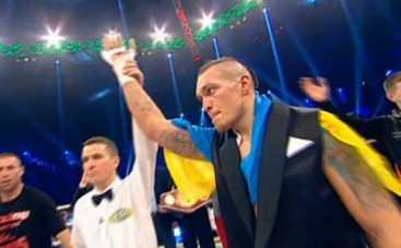 Бой Усик 2014: победа за Украиной! (ВИДЕО)