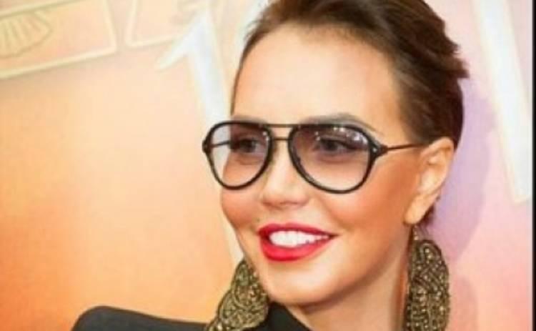 Маша Малиновская стала брюнеткой (ФОТО)