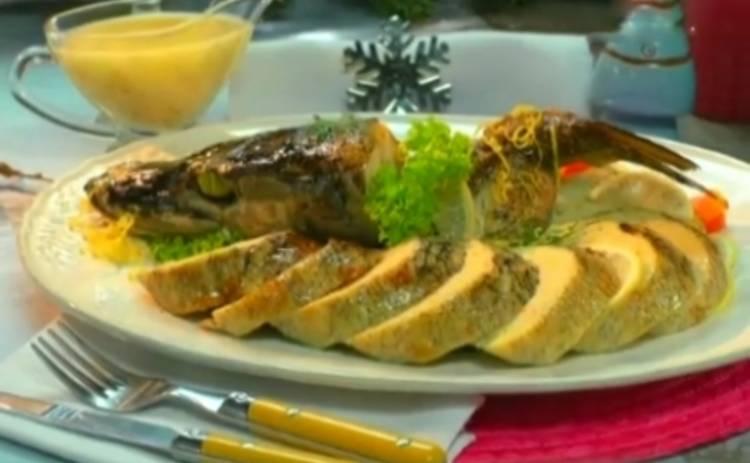 Все буде смачно: рецепт фаршированной щуки от Аллы Ковальчук