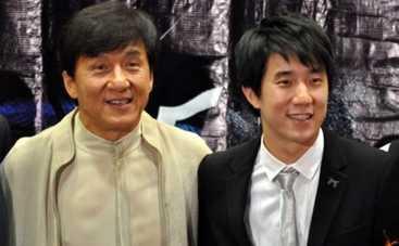 Джеки Чан бросил сына в беде