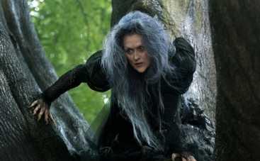 Мерил Стрип сделала исключение ради сказки В темном-темном лесу