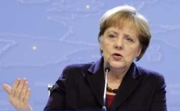 Ангела Меркель стала Человеком года