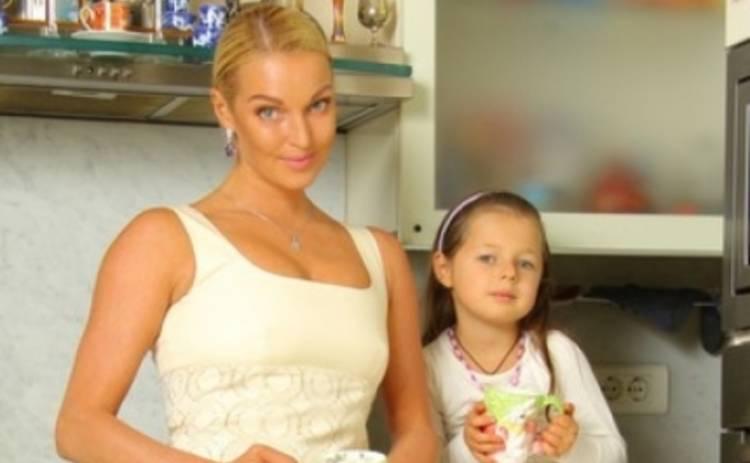 Анастасия Волочкова получает милые послания от дочери (ФОТО)