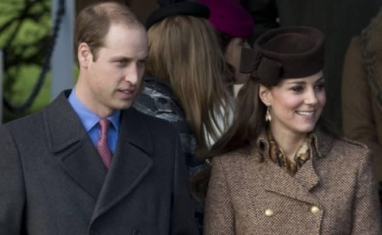Рождественские каникулы Кейт Миддлтон и принца Уильяма (ФОТО)