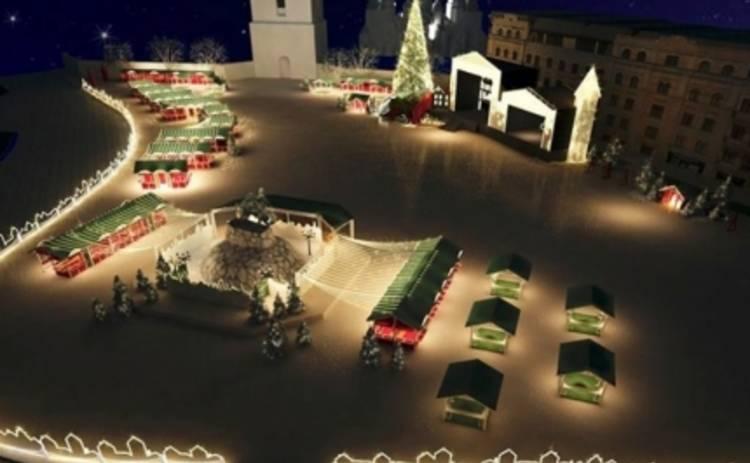 Куда пойти в Киеве 1 - 4 января: главная елка Украины, Золушка. Волшебный мюзикл на льду и EKZOLand