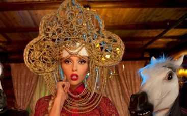 Оля Полякова: на Рождество только с пальмой и в Майями