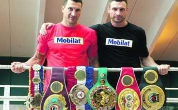 Братья Кличко убили интерес к тяжелому весу