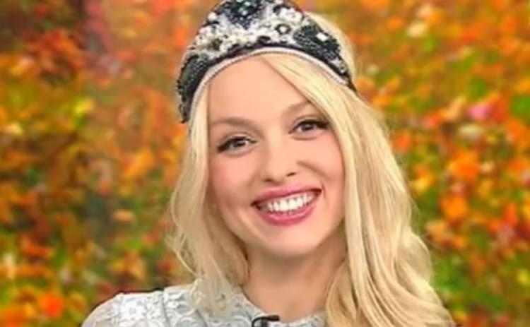 Оля Полякова отравилась за новогодним столом (ФОТО)