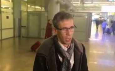 Алексей Панин успокоился только на борту Аэрофлота