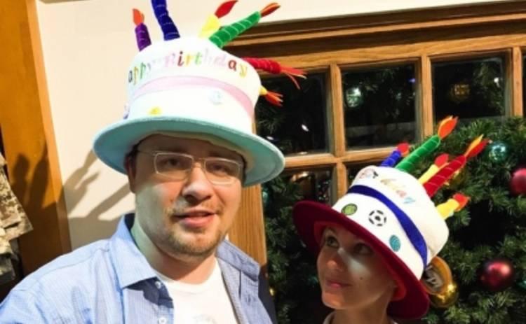 Кристина Асмус и Гарик Харламов отметили годовщину дочери (Фото)