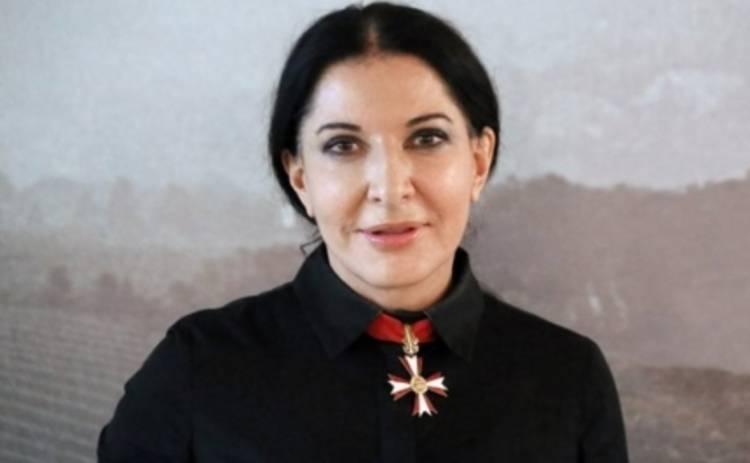 Марина Абрамович представит новый перформанс