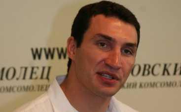Владимир Кличко расслабляется на курорте (ФОТО)