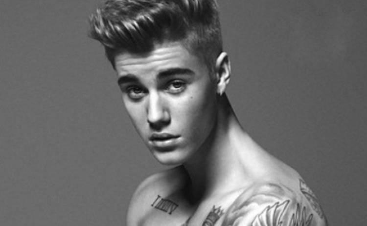 Джастин Бибер стал лицом весенней кампании Calvin Klein (ФОТО, ВИДЕО)