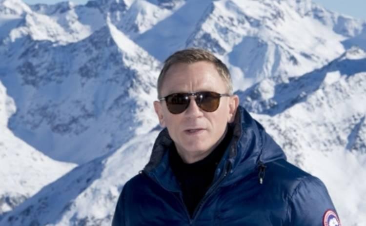 Дэниел Крейг проводит каникулы в Альпах (ФОТО)