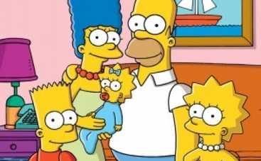 Симпсоны отмечают юбилей