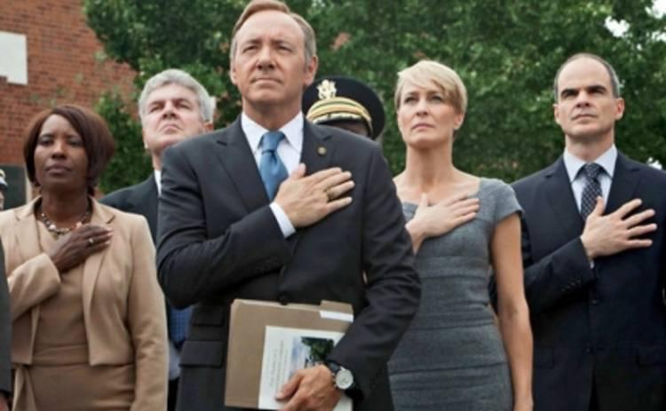 Карточный домик 3: Владимир Путин положил глаз на первую леди США (ВИДЕО)